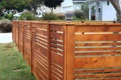 Image result for framed fence panel plan