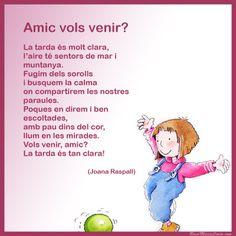 Dia de la pau: Poema de Joana Raspall