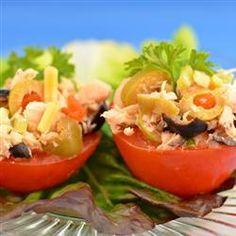 Mayonnaise Free Taco Salad I loved this low calorie Tuna Salad! Canned Salmon Recipes, Tuna Recipes, Salad Recipes, Cooking Recipes, Yummy Recipes, Free Recipes, Mayonnaise, Oven Fried Zucchini, Smoked Paprika Chicken