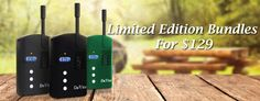 At DaVinci Vaporizer You Can Buy Limited Edition Bundles For $129.