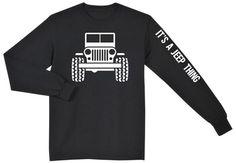 long arm shirt jeep - Buscar con Google