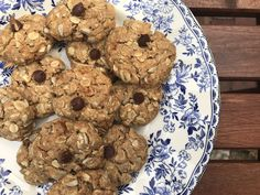 """I love a hearty biscuit. And the first words that came out of my husbands mouth when I delivered him this new creation was, """"Yum, these would be great with a coffee"""". BANG! There's my criteria met – hearty, good with coffee, nut free and wholesome for kids lunch boxes..."""