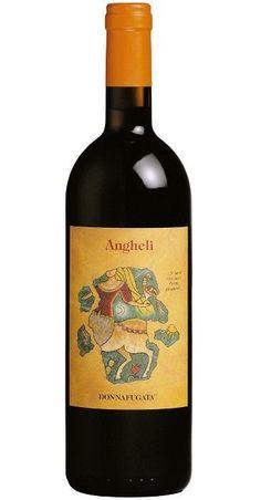 Vino ANGHELI Donnafugata Merlot Cabernet Sauvignon IGP 2011 cl 75