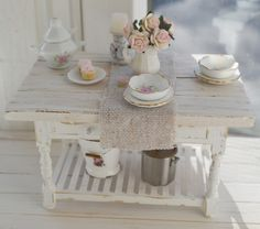 Cynthia's Cottage Design: Dollhouse Miniature love ...