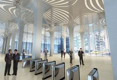 Unveiled: 425 Park Ave Finalist Designs By Hadid, OMA, And Rogers