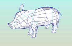 #paper #papercraft #lowpoly #polygonal https://yadi.sk/d/XfQYBqRW3H8SMm