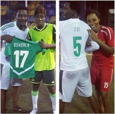Photos: Comedian AY Trains With The Nigerian Female Football Team, Super Falcons - http://streetsofnaija.net/2014/12/photos-comedian-ay-trains-with-the-nigerian-female-football-team-super-falcons/