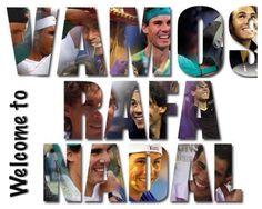 I love Rafa! Rafael Nadal, Nadal Tennis, Tennis Stars, Roger Federer, Tennis Players, Chicago Bulls, American Football, Thankful, Mad