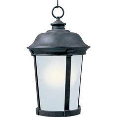 Found it at Wayfair - Dover ES 1-Light Outdoor Pendant