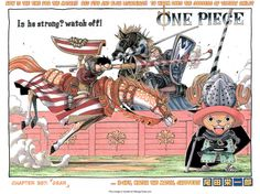 One Piece Manga ch.387 Page 1