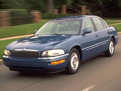 2005 Buick Park Avenue Limited Edition