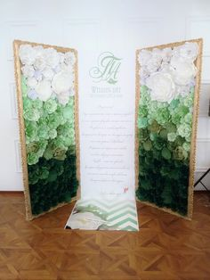 paper flowers backdrop Wedding ● Ceremony Decorations