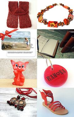 Red__-- by Светлана Барба on Etsy--Pinned with TreasuryPin.com