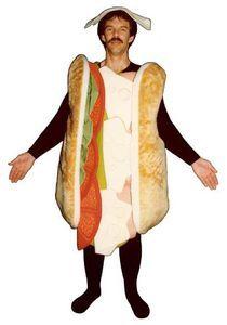 SUBMARINE SANDWICH,Plush mascot costumes, Advertising mascot costume,Custom costume
