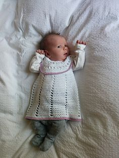 Craft Passions: Baby Delight Dress# free crochet pattern link here...