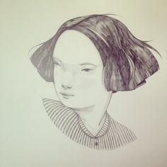 Rebecca Green - Illustration