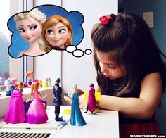 The 7 stages of a Frozen obsession: http://bit.ly/1olI0in