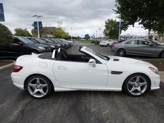 Pre Owned 2014 Mercedes Benz SLK SLK250