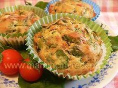 Sýrové muffiny se špenátem Cupcakes, Breakfast, Fit, Pizza, Savory Muffins, Food Items, Morning Coffee, Cupcake Cakes, Shape