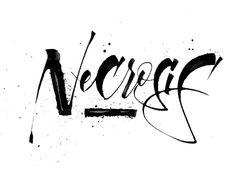 NECROSIS by Dr. Zamenhof // Joan Quirós // http://www.joanquiros.com/