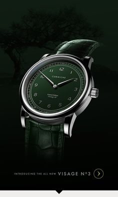Corniche Watches | Reinventing The Classic Watch