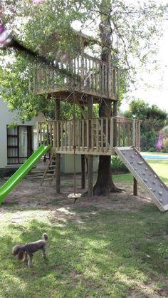 Tree house/Jungle Gym