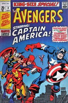 King-Size Avengers #3