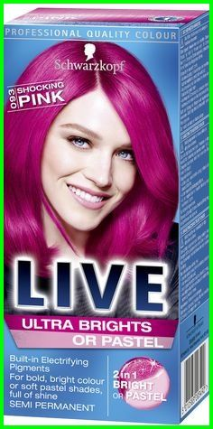 New Schwarzkopf Live Colour Photograph Of Hairstyle Ideas 2741