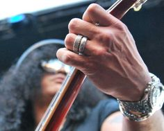 Slash at Sunset Strip Music Festival 2010. Pic By Sound Check 411