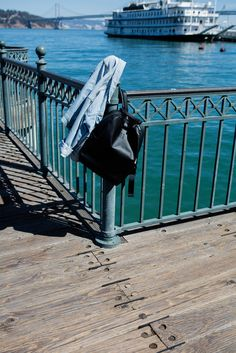 A San Francisco Locals Guide with Moleskine   via Brunch on Chestnut