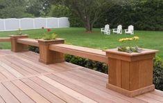 build a wooden planter box - How To Make Wooden Planter Boxes Waterproof? – Garden Design