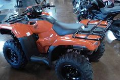 New 2016 Honda FourTrax Foreman 4x4 ES ATVs For Sale in Texas. 2016 Honda FourTrax Foreman 4x4 ES, 2016 Honda® FourTrax® Foreman® 4x4 ES The ATV That Gets The Job Done. You probably have a go-to person in your life someone that you can count on in a pinch, the one you can count on when you need something done, done right, done now, and done without excuses. On the jobsite or the shop floor, it s probably the shop foreman. And in the world of all-terrain vehicles that s the Honda®…