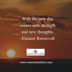 Embrace the new day!  #newyear #newday #inspirationalquote #inspire #cerebralpalsy #disability #overcome #compassion #strength #handicap