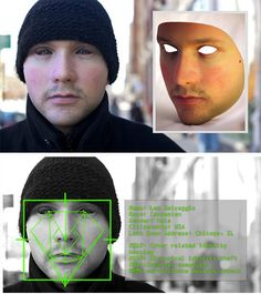 """Anti-Surveillance Mask Can Hide You From Biometric Face Scanners: """"An Alternative Identity When in Public"""""""