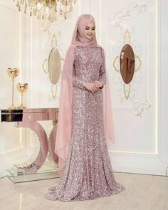 Sequin is great to add sparkle into your life. Sequin abaya stylish must-have reach to every Muslim