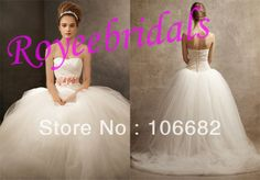 sweetheart pleated ball gown wedding dresses 2014/bridal gown US $254.00