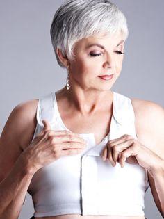 4848ebfc53 Post mastectomy clothing including mastectomy bras
