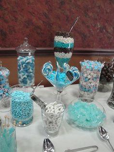 Baby Boy Shower Candy Buffet Ideas! | Sweet City Candy @Tina Doshi Doshi Doshi Mauldin