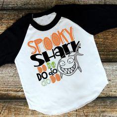 Boys Halloween Shirt - Boys Fall Shirt - Halloween Raglan - Kids Halloween Shirt - Shirt for Boys -