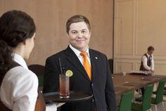 Marc Waidelich - Director of Banquet Service backstage | Kempinski Hotel Frankfurt – Der Blog von Frankfurts schönstem Resort Hotel © Cem Yücetas