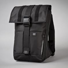 This backpack expands to twice the size!!!! A definite NEED for travel!