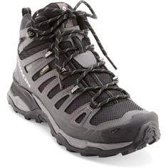 Salomon X Ultra Mid GTX Hiking Shoes - Men's