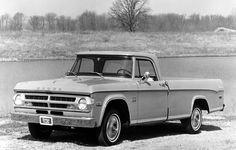 Ram Trucks Heritage | 1970 Dodge D100 Adventurer | RamZone