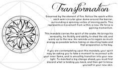 transformationMANDALA