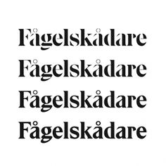 Eksell Display is an odd font in more ways than one. Some of its letters are decidedly strange, but so also are its origins and its reason for being. The design is based on an alphabet — not a typeface — that Olle Eksell, a modernist Swedish designer, drew in 1962. Söderström has done...