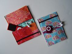 PDF PATTERN iPod Phone Wallet Case sewing by RebeccaMaeDesigns