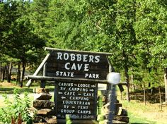 robbers cave state park ok - Yahoo Image Search Results