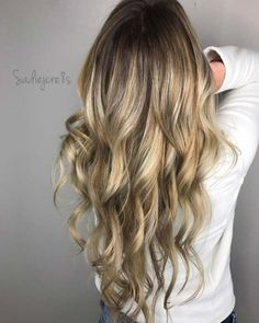 Balayage High Lights To Copy Today - Nude - Simple, Cute, And Easy Ideas For Blonde Highlights, Dark Brown Hair, Curles, Waves, Brunettes, Natural Looks And Ombre Cuts. These Haircuts Can Be Done DIY Or At Salons. Don't Miss These Hairstyles! - https://thegoddess.com/balayage-high-lights-to-copy