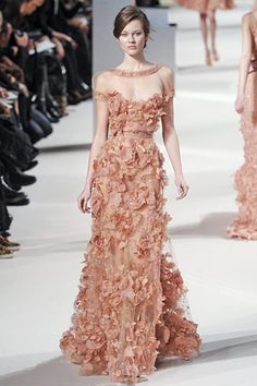 Elie Saab Couture   Spring 2011 Couture