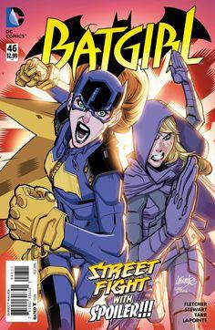 Batgirl (2011) Issue #46